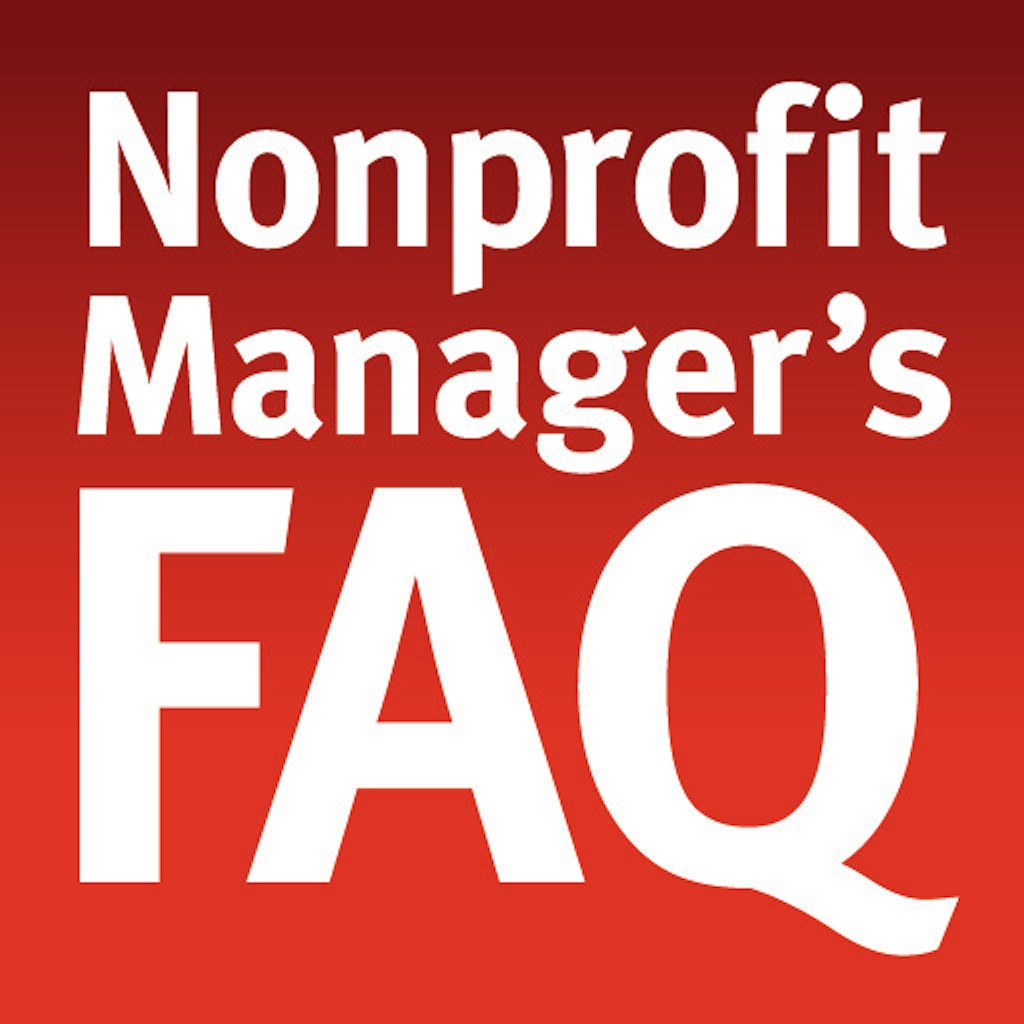 The Nonprofit Manager's FAQ HD